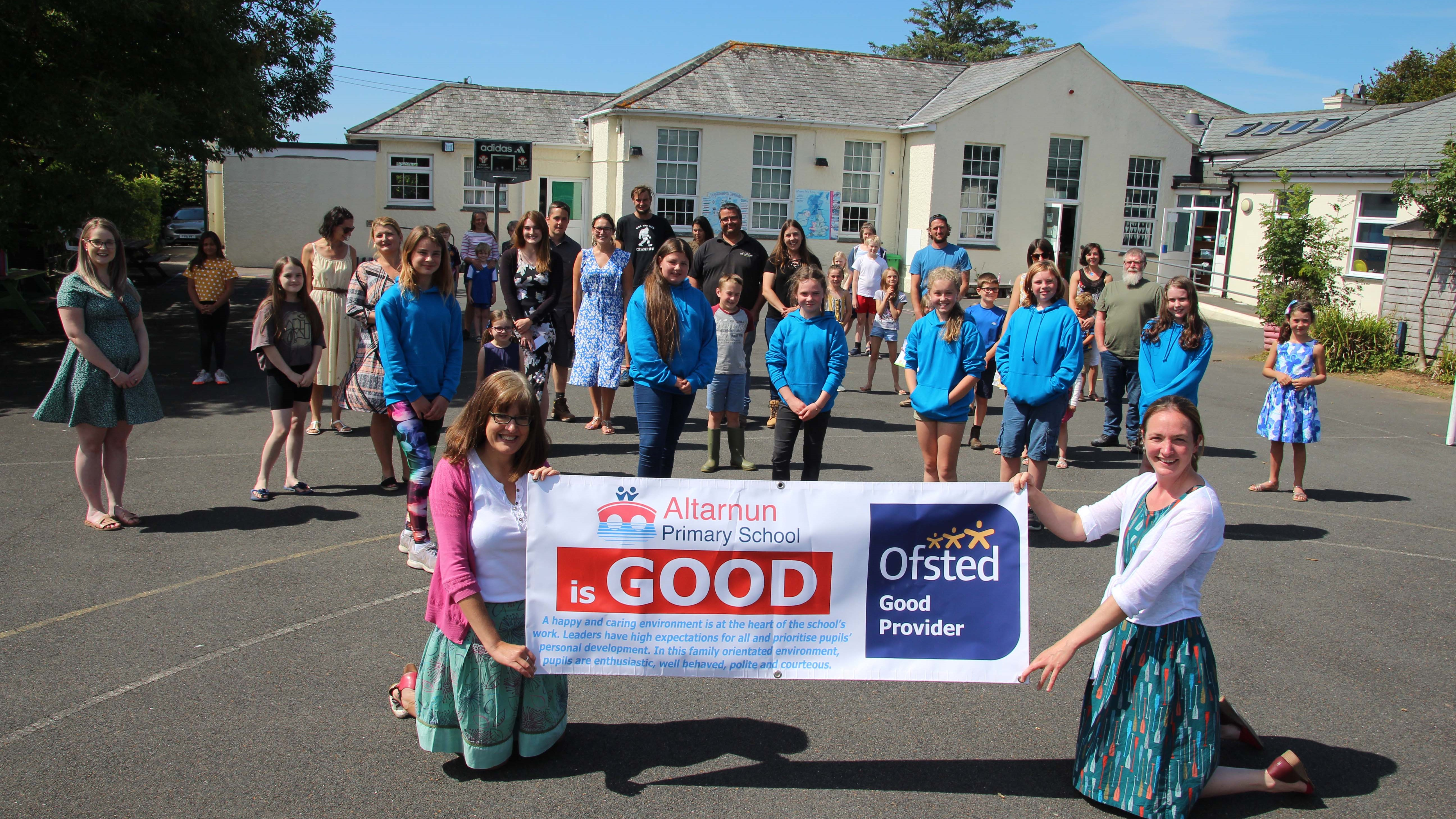 Altarnun Primary School - Proud to be Good!