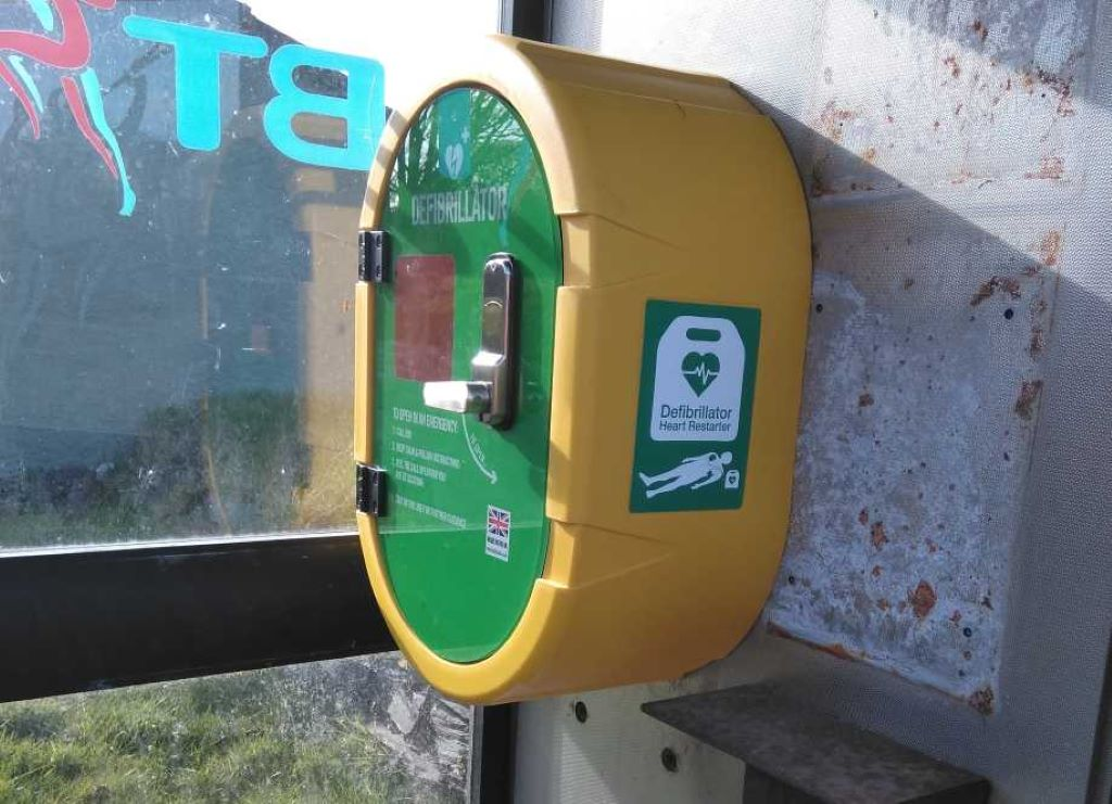 Fives Lanes Defibrillator Now Live!